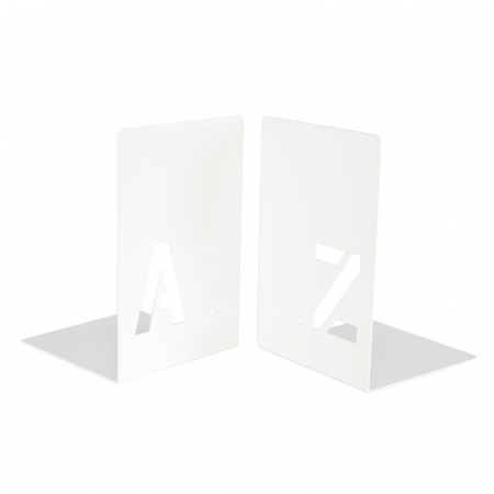 Bookend A-Z (2 buc/set)2