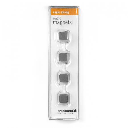 Magnet - CUBE (4 buc/set)2