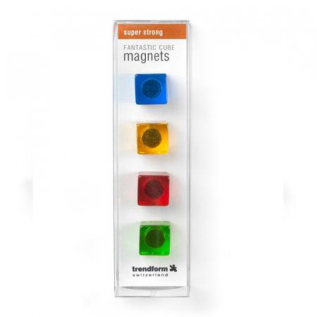 Magnet - FANTASTIC CUBE (4 buc/set)