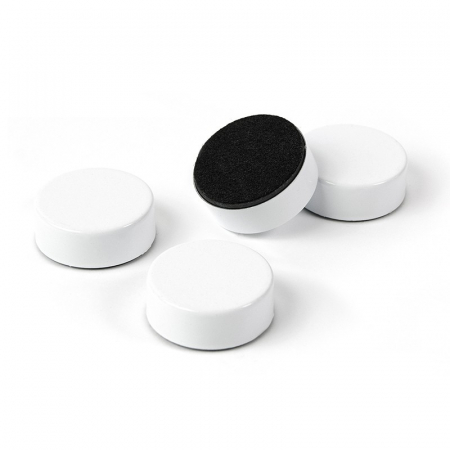 Magnet - alb - WHITE (4 buc/set)0