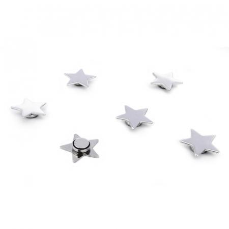 Magnet - STAR (6 buc/set)0