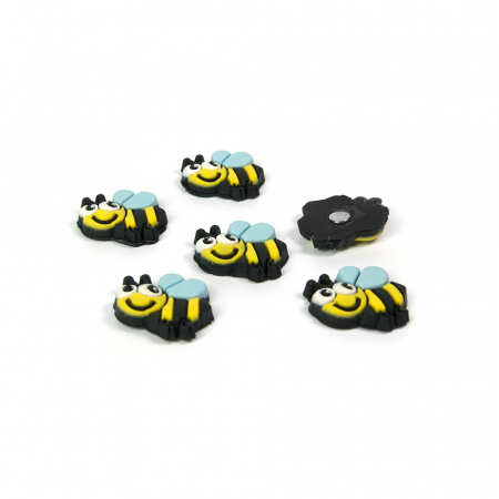 Magnet - HONEY BEE (6 buc/set)0