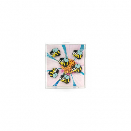 Magnet - HONEY BEE (6 buc/set)1