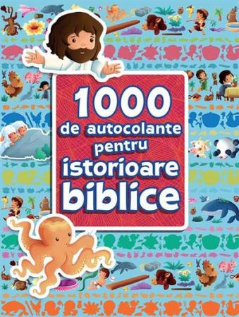 1000 de autocolante pentru istorioare biblice0