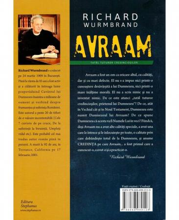 Avraam, tatal tuturor credinciosilor1