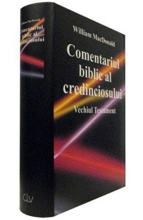 Comentariul biblic al credinciosului. Vechiul Testament1