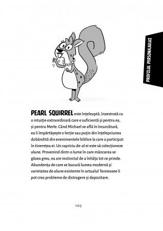 Baiatul intalneste veveritele - Veveritele de la Marea Moarta, vol. 27
