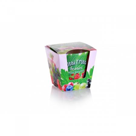 Lumanare aromatica - Tropical Berries0