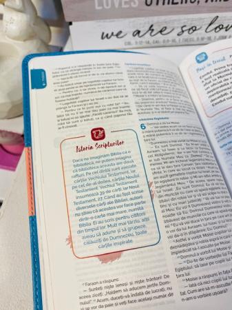Biblia adolescentului - coperta rosie8