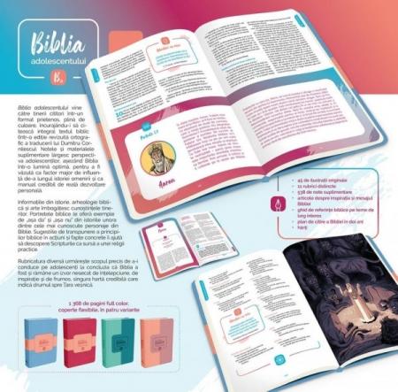 Biblia adolescentului - coperta roz [1]