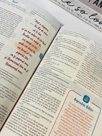 Biblia adolescentului - coperta verde8