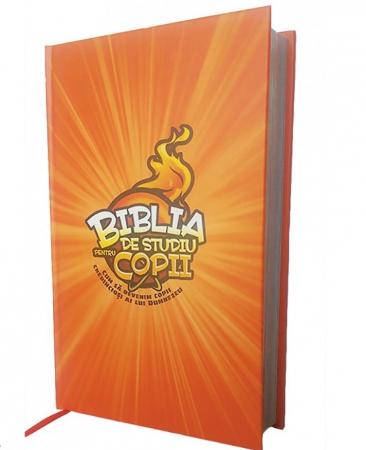 Biblia de studiu pentru copii - coperta cartonata0