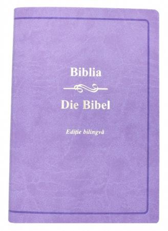 Biblia - editie bilingva romana-germana0