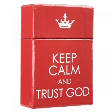 Keep calm and Trust God [2]