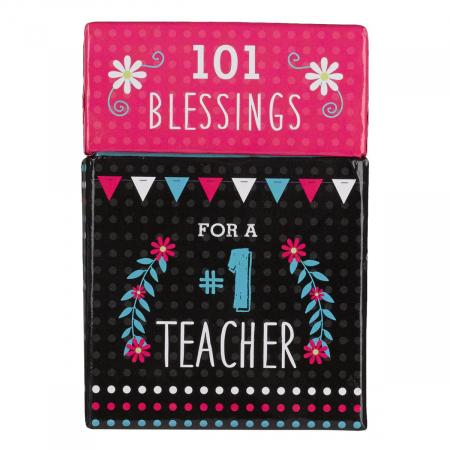 101 Blessings for a Nr 1 Teacher [0]