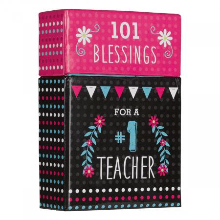 101 Blessings for a Nr 1 Teacher [2]