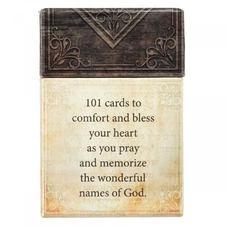 Praying the names of God [1]