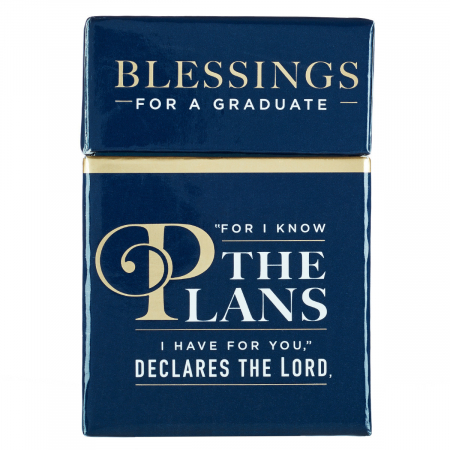 Blessings for a graduate [0]