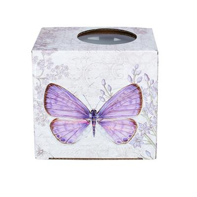 Cana - Butterfly Blessed in purple - Jeremiah 17:73