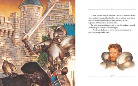 Cantecul Regelui (Seria Regelui)3