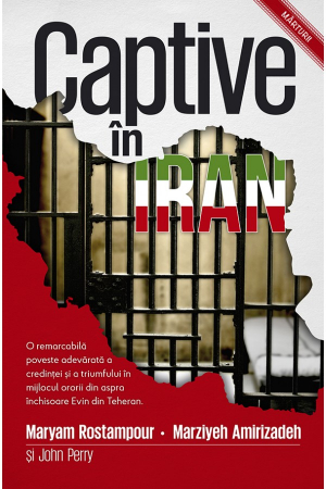 Captive in Iran0