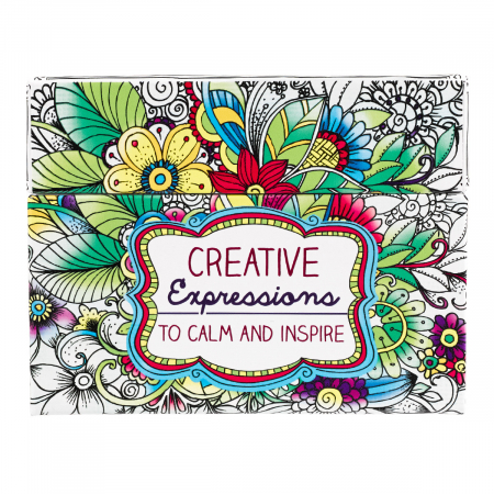 Creative Expressions to calm and inspire [0]