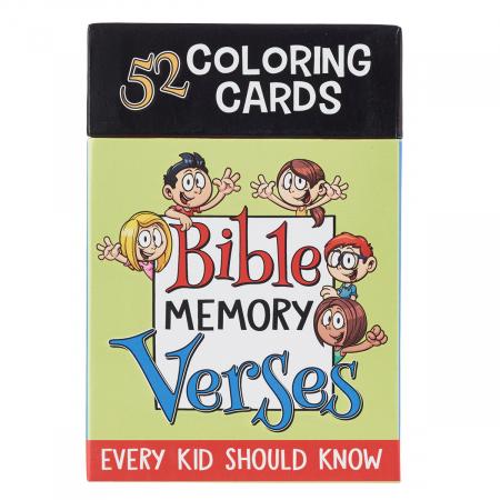 Bible Memory verses - For Kids [0]