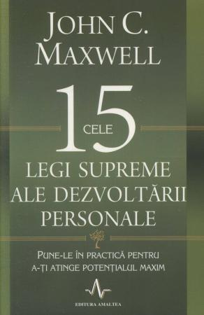Cele 15 Legi supreme ale dezvoltarii personale0