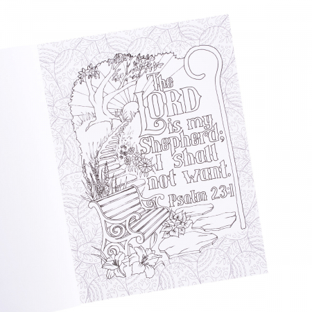 My favorite KJV verses to color [4]