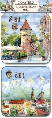 Suport pahar set Sibiu0