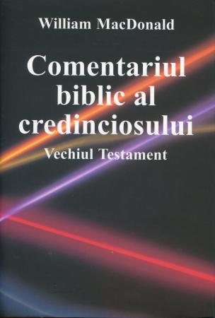Comentariul biblic al credinciosului. Vechiul Testament0