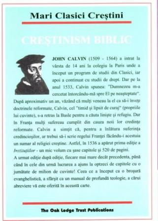 Crestinism biblic1