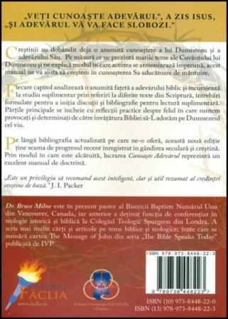 Cunoaste Adevarul. Manual de doctrina crestina1