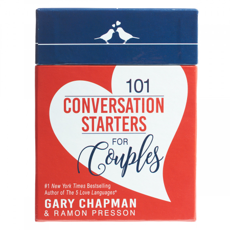 101 conversation starters for couples [0]