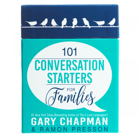 101 conversation starters for families [0]