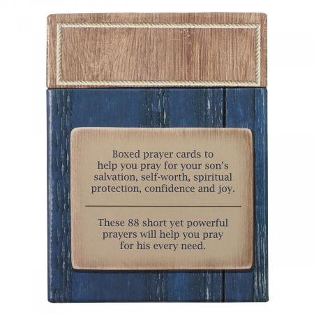 Prayers for my son [1]