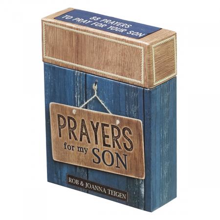 Prayers for my son [3]