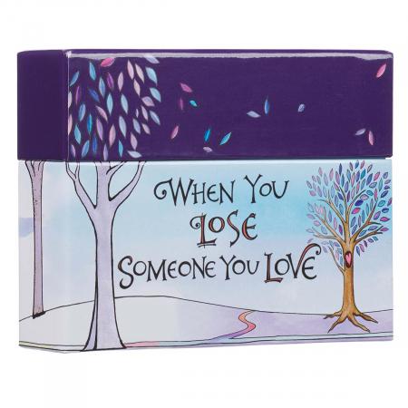 When you lose someone you love [3]