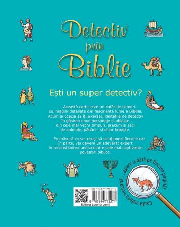 Detectiv prin Biblie. Cartea detectivului expert1