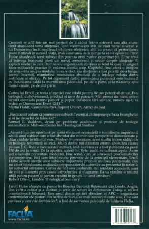 Doctrina si practicarea sfinteniei1
