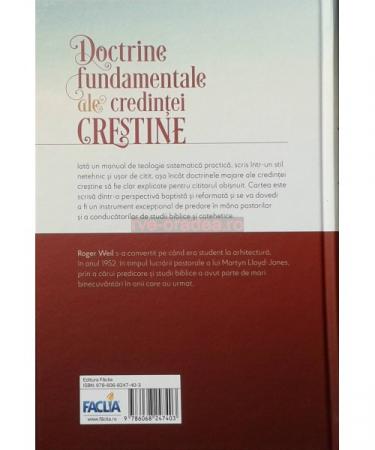 Doctrine fundamentale ale credintei crestine. [1]
