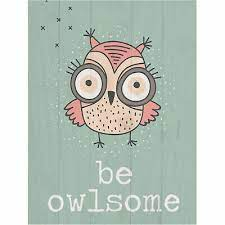 Be owlsome [3]