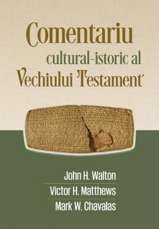 Comentariu cultural-istoric al Vechiului Testament0