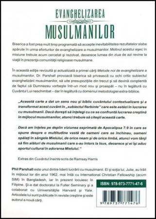 Evanghelizarea musulmanilor. Metode contemporane de contextualizare