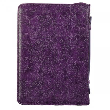 Faith - Purple - LuxLeather [1]