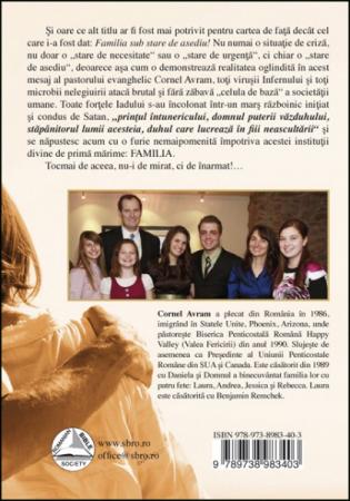 Familia sub stare de asediu. Casatorie - Divort - Recasatorire1