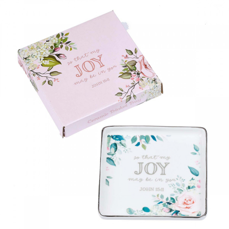 So that joy may be in you [1]