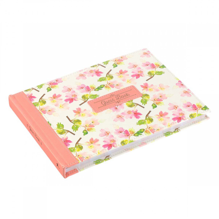 Floral Medium Pink Faux Leather [3]