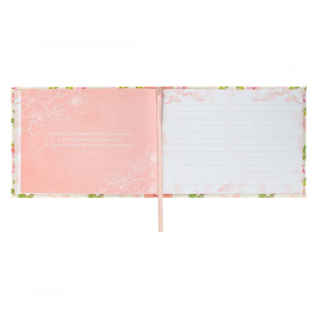 Floral Medium Pink Faux Leather [6]