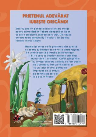 Stanley, gandacelul mirositor (seria Hermie)1